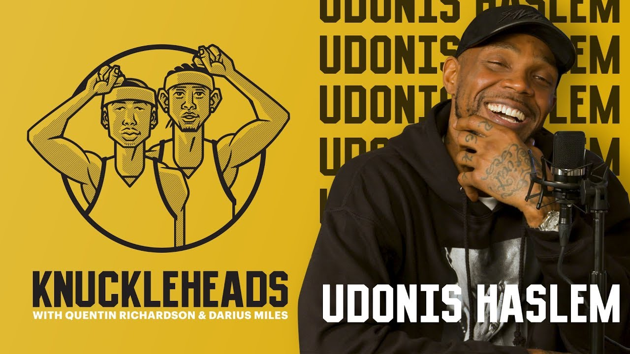 Download Udonis Haslem Joins Knuckleheads with Quentin Richardson and Darius Miles | The Players' Tribune