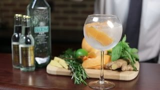 Cocktail Recipes Gin And Tonic