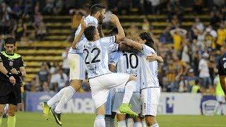 Golazo Tremendo de Gervasio Nuñez | Atl.Tucuman 1 vs Rosario Central 0 | °Fecha 8° 2017 | Santexx F.