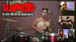 RANCID - FALL BACK DOWN  cover by LUCKNUT
