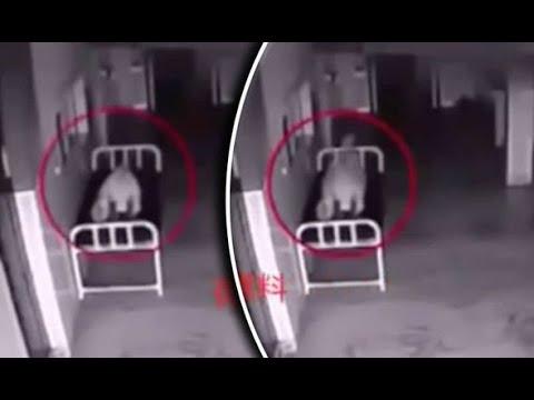 Espíritu Saliendo De Un Cuerpo En Un Hospital En China Youtube