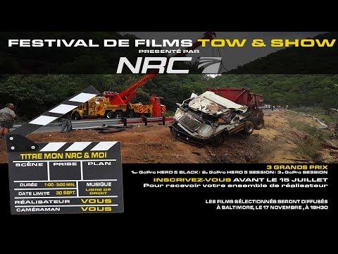 NRC Industries - Festival de film 2017