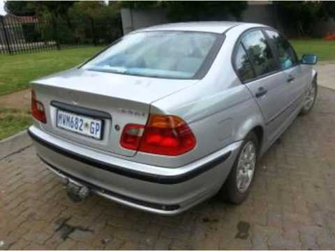2001 BMW 3 SERIES 320 D E46 Auto For Sale On Auto Trader South