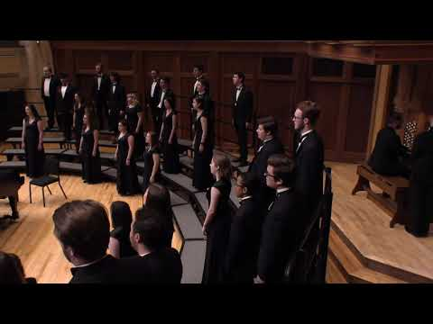 Rivers of Living Water - Lawrence University Concert Choir - 05.24.19