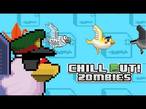 Chill Out! Zombies Trailer