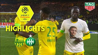 FC Nantes - AS Saint-Etienne ( 1-1 ) - Highlights - (FCN - ASSE) / 2018-19