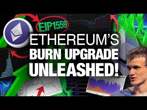 BIG Ethereum Upgrade Soon! Staking? NO!! It's Burning!!!