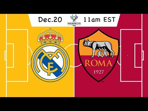 Prospects Cup: Real Madrid vs. AS Roma
