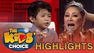 The Kids' Choice PH Highlights: Carlo, may nakakatuwang hirit kay Rufa Mae