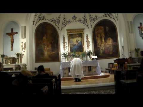 Votive High Mass in Honor of Our Lady  Part 1 - Our Lady of Peace Church Manhattan