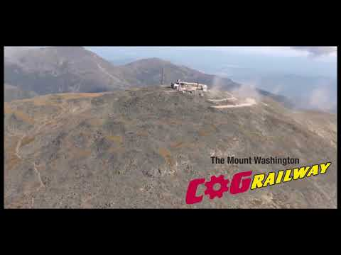 About the Ride - Mount Washington Cog Railway, Bretton Woods, NH