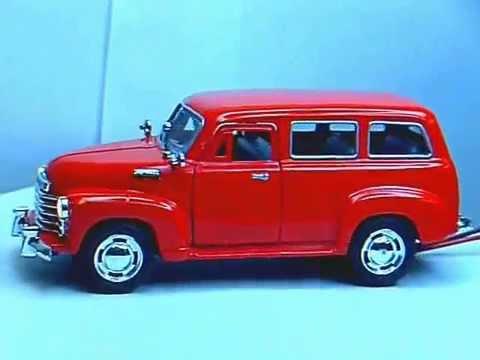 Chevrolet Suburban oldtimer