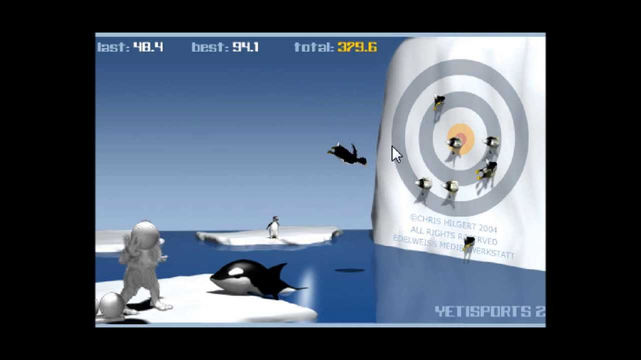 yeti flash game
