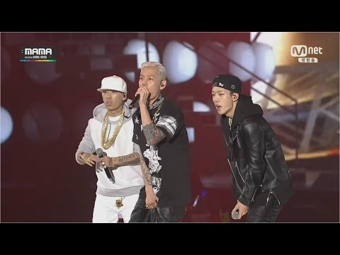 MASTA WU - '이리와봐(COME HERE)' (Feat.BOBBY,DOK2) in MAMA 2014