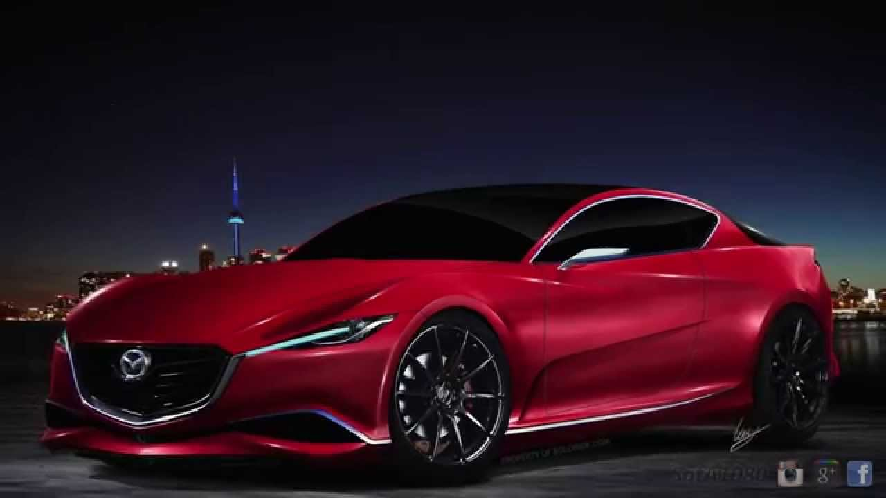 new 2016 mazda rx 7 concept specs youtube. Black Bedroom Furniture Sets. Home Design Ideas