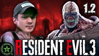 Meeting Nemesis - Resident Evil 3 (Full Gameplay Part 1.2)