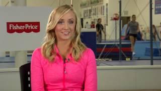 Nastia Liukin Helps Fisher-Price Introduce New, Interactive Fantastic Gymnastics Dora Doll ...