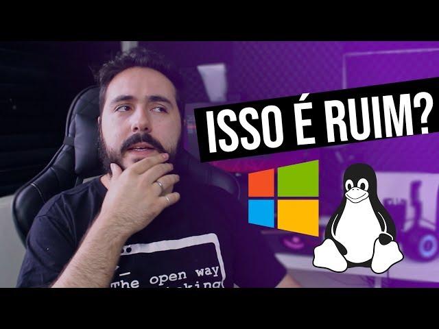 Linux DENTRO do Windows? - WSL2