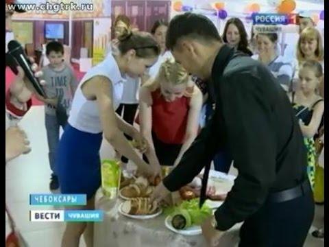 «Чебоксарский мясокомбинат» провёл для гостей выставки колбасно-мясной турнир