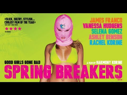 Spring Breakers' Movie Soundtrack -- First Listen!