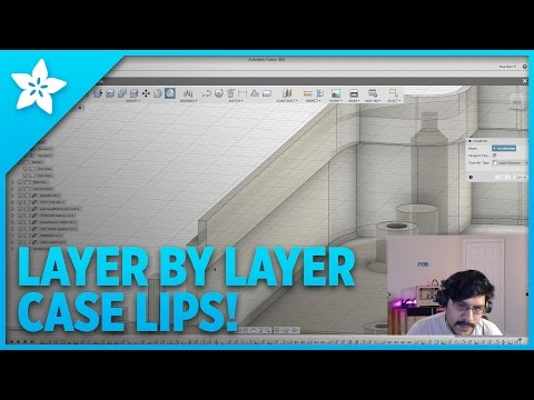 Layer by Layer - Case Lips!