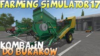 🚜KOMBAJN DO BURAKÓW / RENAULT Farming Simulator 17 Mody