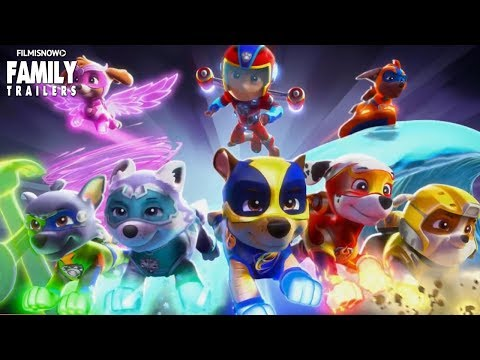 PAW PATROL: MIGHTY PUPS Trailer - Embark on the biggest mission yet