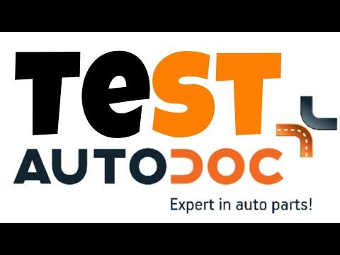 TEST AUTODOC 🚙