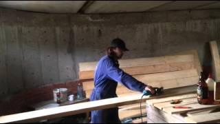 видео Арочные конструкции. Бескаркасное строительство