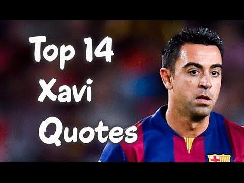 top xavi quotes the spanish professional footballer