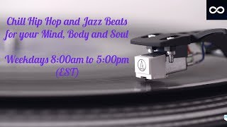 Chill Hip Hop and Jazz Beats for the Mind, Body, and Soul (Day 37)