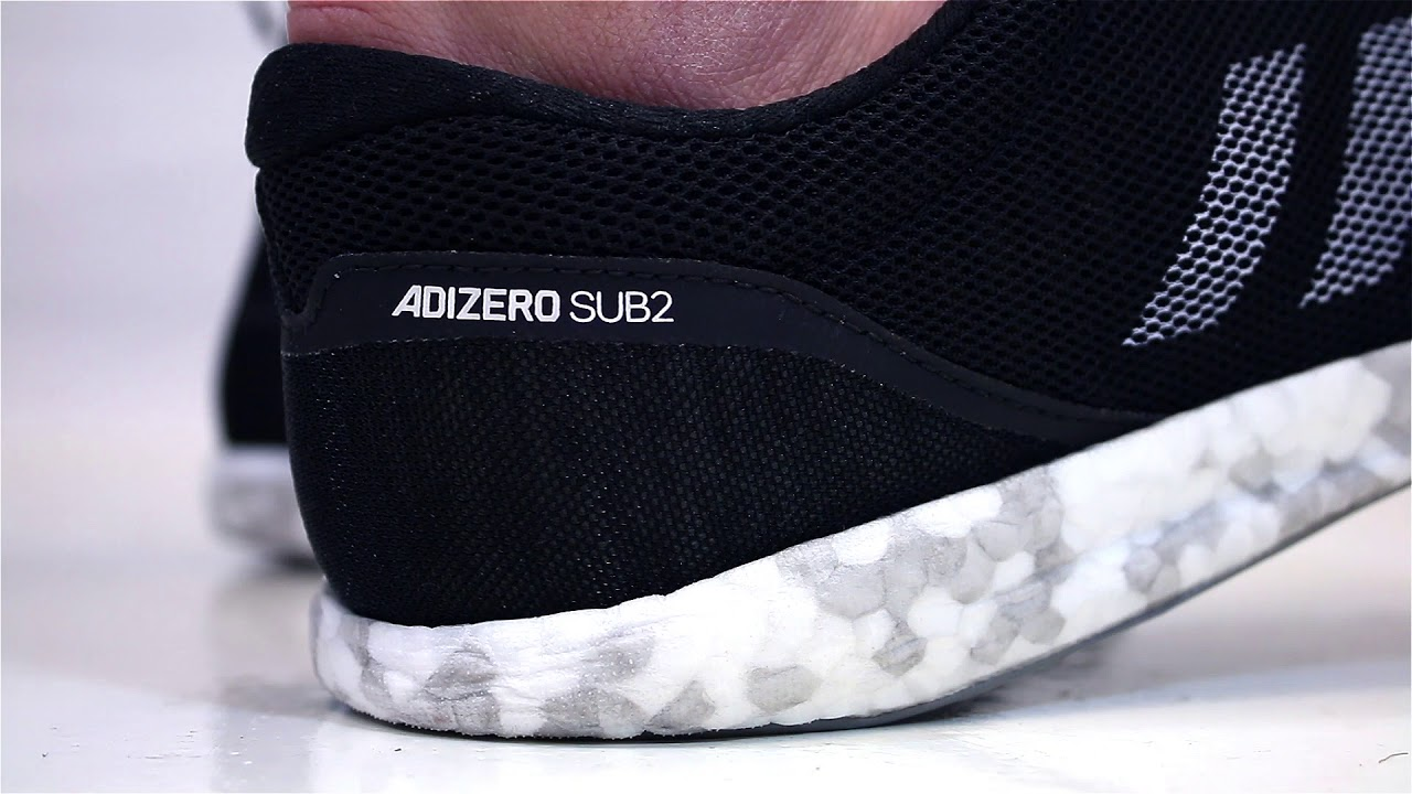 on sale 4e690 52594 adidas adizero Sub2  On the foot  SportsShoes.com