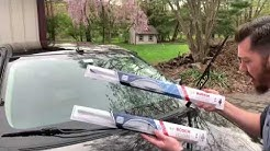 HOW TO: Ford Edge Windshield Wiper Replacement (2007-2014)