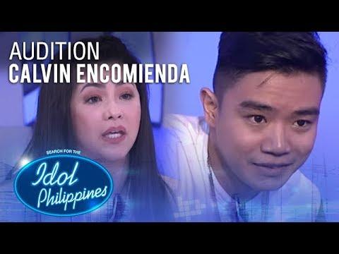 Calvin Encomienda - Radioactive | Idol Philippines 2019 Auditions