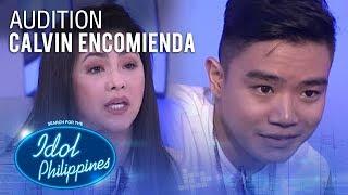 Calvin Encomienda - Radioactive   Idol Philippines 2019 Auditions