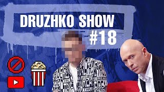 Druzhko Show #18. The mystery of Russian rap.