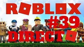 DIRECT / CHRISTMAS REGALIES - IN ROBLOX -