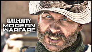 CALL OF DUTY Modern Warfare 2019 Pelicula Completa Español | Historia Completa en Español PS4