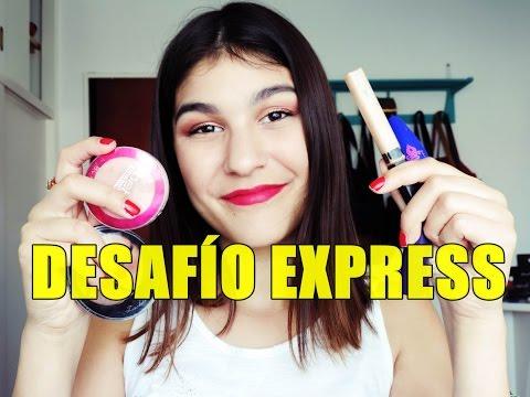 DESAFÍO BEAUTY: Maquillaje Por $300 (Argentina)