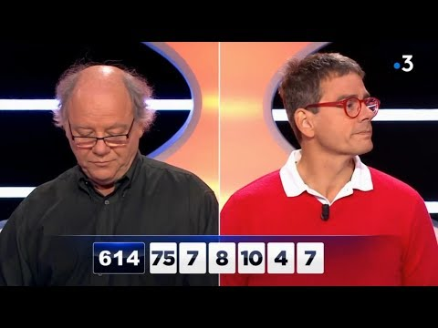 Le compte est bon ! from YouTube · Duration:  2 minutes 8 seconds
