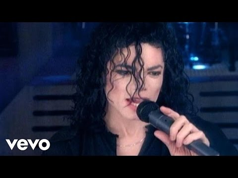 Michael Jackson - Give In To Me:歌詞+中文翻譯
