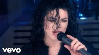 Michael Jackson - Give In To Me (Official Video)(Filmed during rehearsals for the Dangerous World Tour of 1992-1993, the