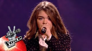 Maëlle 'Something's Got A Hold On Me' | Topfinale | The Voice Kids | VTM