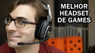 UNBOXING DO MEU HEADSET FAVORITO | Astro A40 TR 2019 + MixAmp Pro