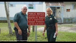FL Sex Offenders Now Have Warning Signs on Their Homes