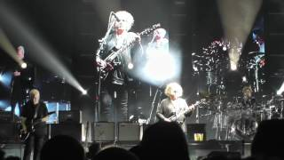 The Cure - Step Into the Light - Live Budapest 27.10.2016