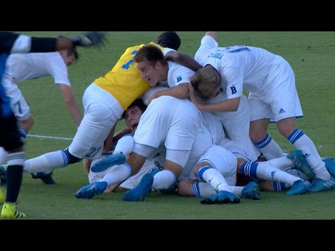 Recap: Last-second goal sends No. 17 UCLA men\'s soccer past Cal in back-and-forth thriller