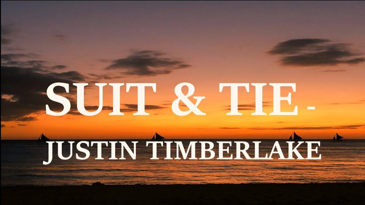 Download Suit & Tie  - Justin Timberlake [Lyrics] - NO COPYRIGHT