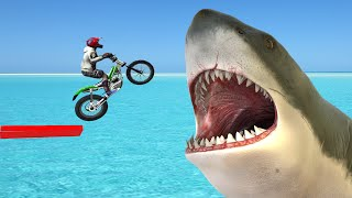 Trial Xtreme 4 - Motor Bike Game lvl 1 - 10 - Motocross Race For Android Gameplay screenshot 3