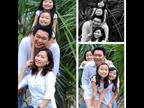 Tan Family Photo Video